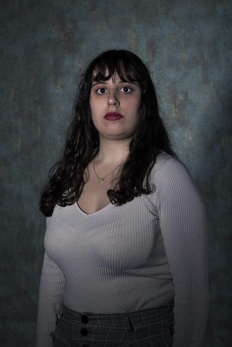Janet, nuestra supervisora de sonido y programadora