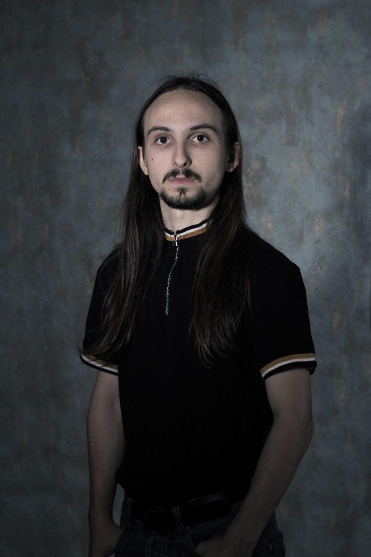 Pedro, nuestro Director de sonido, Ayudante de arte e ilustrador