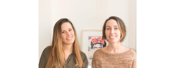 Miriam y Natalia