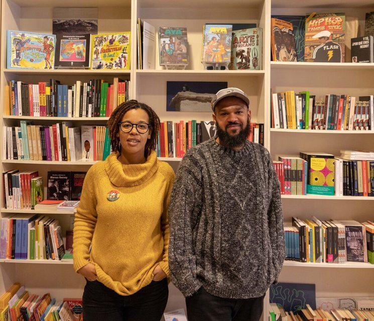 Ken Province y Deborah Ekoka en United Minds.