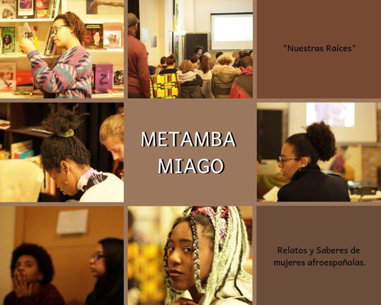 Relatos y saberes de mujeres afroespañolas.<br/> Fotos de la Librería United Minds