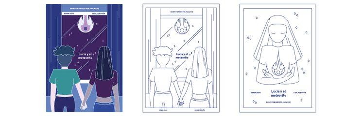 Diseño poster, camiseta, bolsa