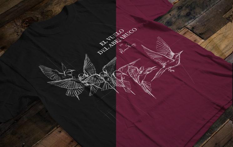 Camisetas diseñadas por Inmarcesible! ¿Qué color prefieres?