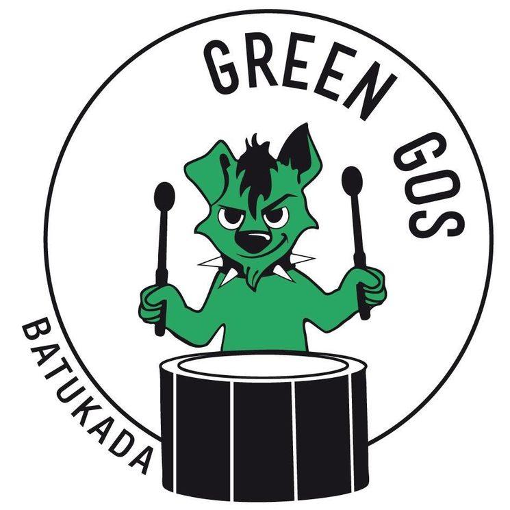 GREEN GOS BATUKADA. Bloco colaborador en la diáspora percusiva.