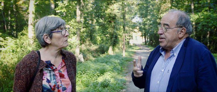 Protagonistas: Mylene Lacoste y Raymond Villalba (Terres de Memoire et de Luttes)