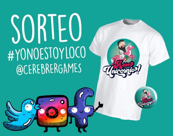 sorteo #yonoestoyloco