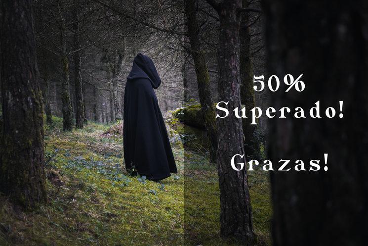 50% superado!