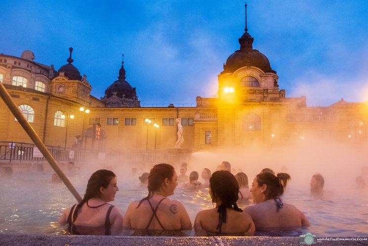 Baños Budapest