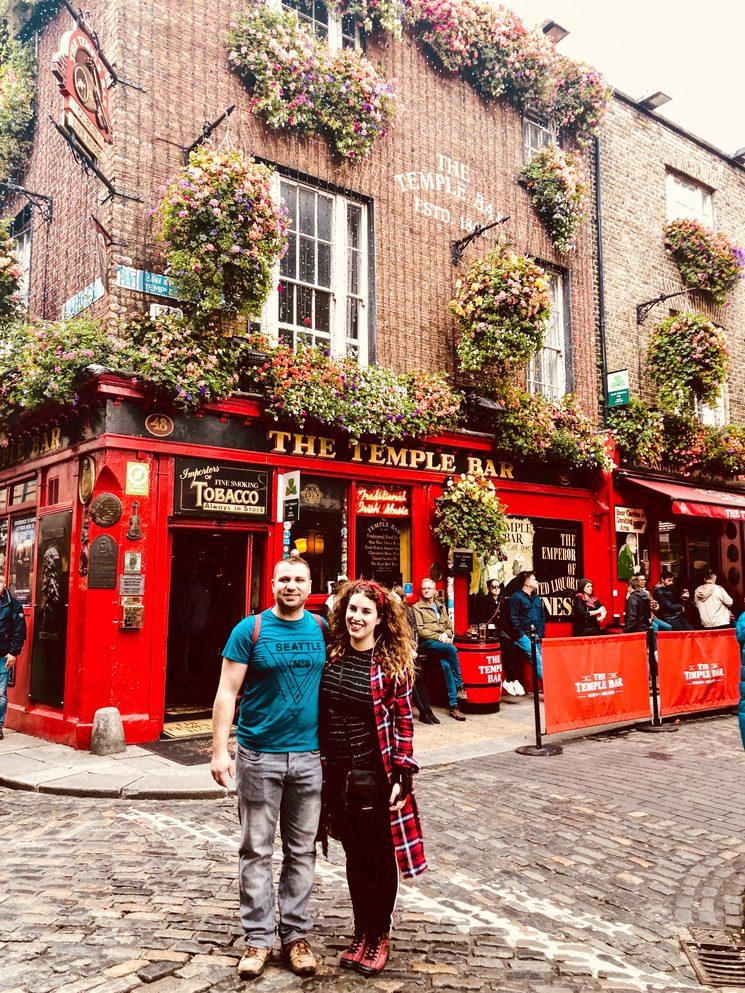 Temple Bar, Irlanda