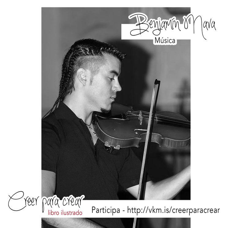 Benjamin Nava, música de la presentación
