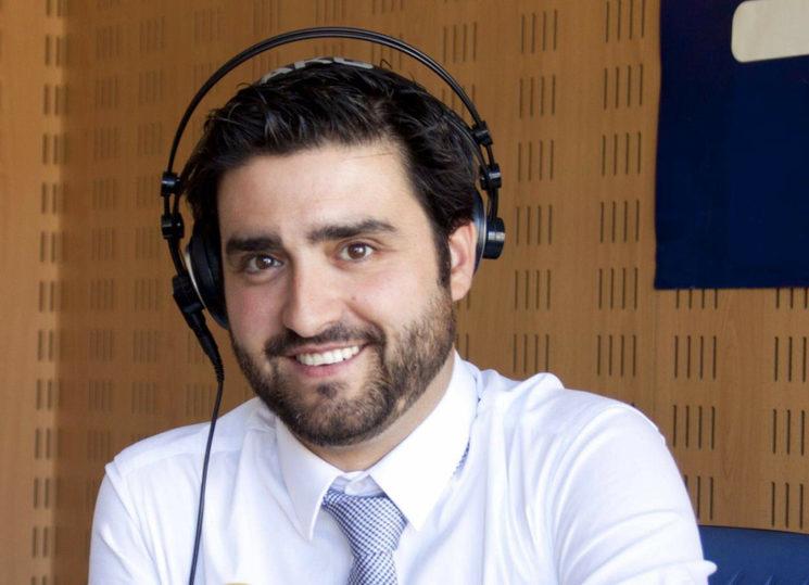 Diego Merayo es comunicador y productor de radio y televisión