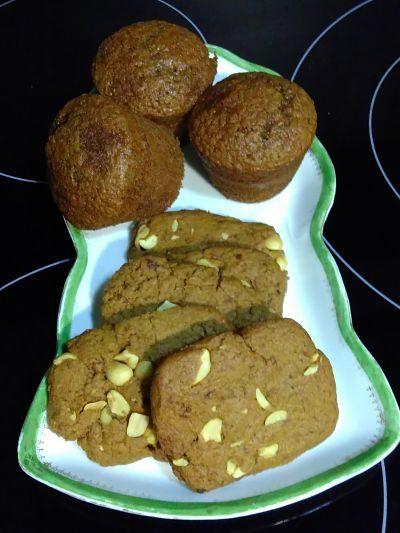 Magdalenes i galetes