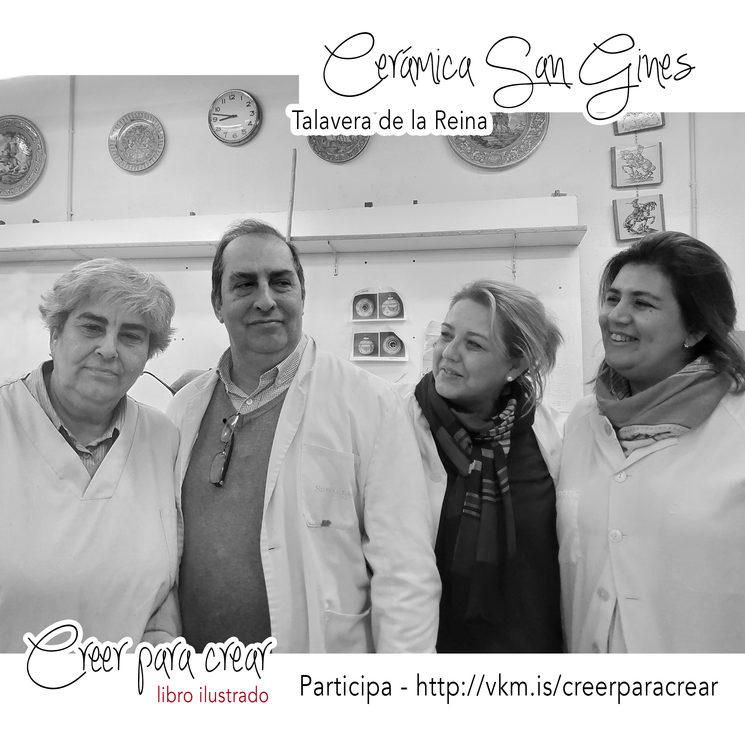 Equipo Cerámica Artística San Ginés