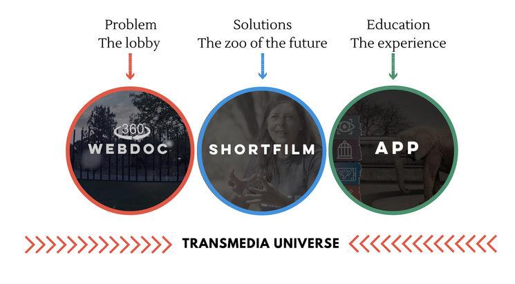 Plataformas del universo transmedia de Susi.