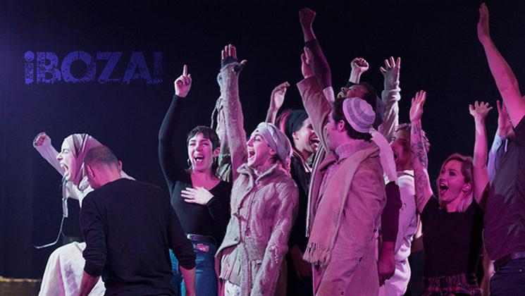 Nerea Torrijos en Vestuiario. Estíbaliz Moyano en Maquillaje. Música de Eneko Larrañaga (ENEKORA). Escenografía de Peru Cañada (BAT). Iluminación Alaine Arzoz. Movimiento Escénico de Rakel R. R. (Arimux)