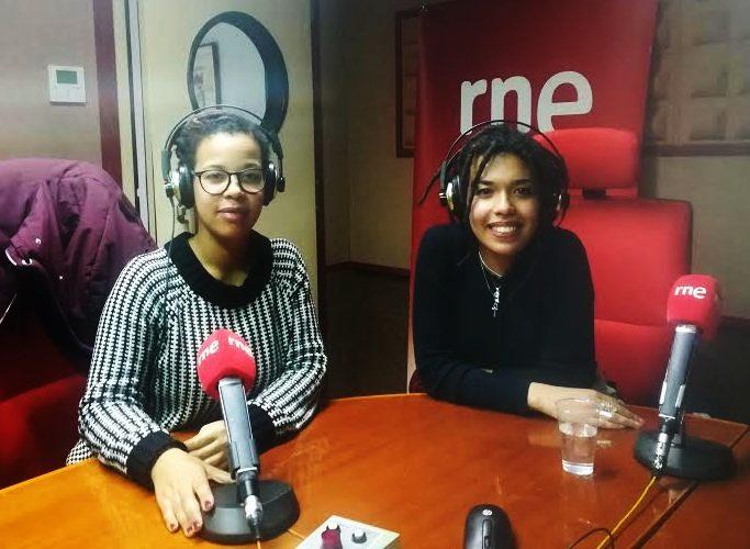 Deborah Ekoka y Gabriella Nuru