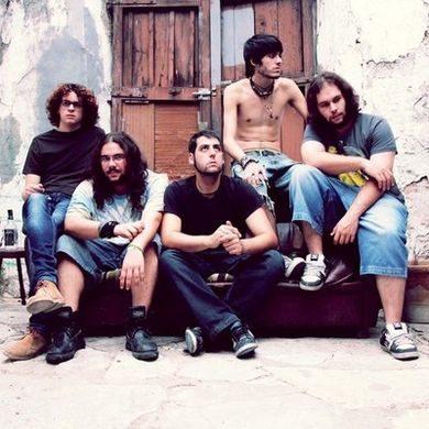 Miembros de Esparto Rock