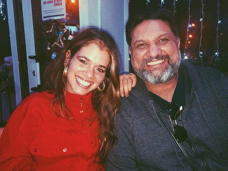 Él es Jose Losada, mi productor :)