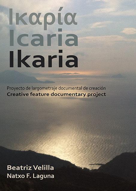 "Película documental ""Ikaria"", también de DESBERDINA Films."