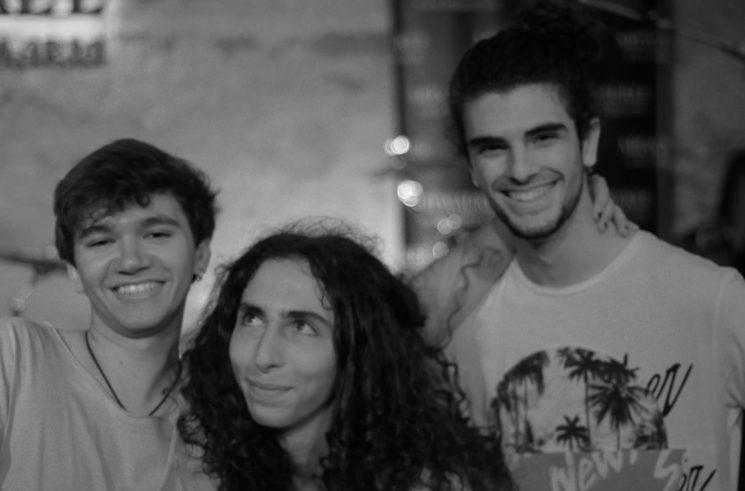 Whip Shock (Diego Herrera, Alejandro Alcázar, Juan Carlos Linares)