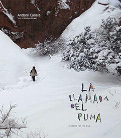 La llamada del puma, un llibre amb fotografies d