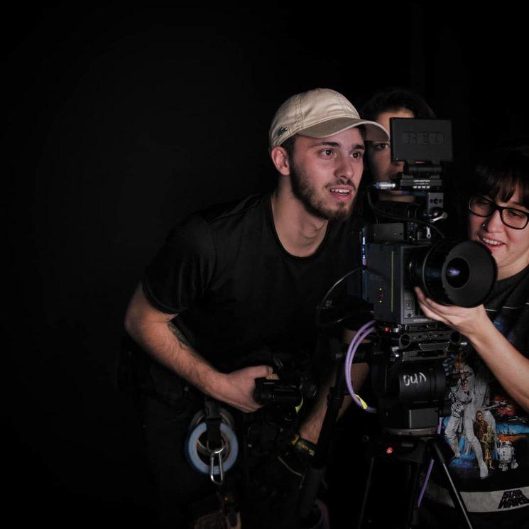 Luciano Scalzone / Productor, Director y Director de fotografía.