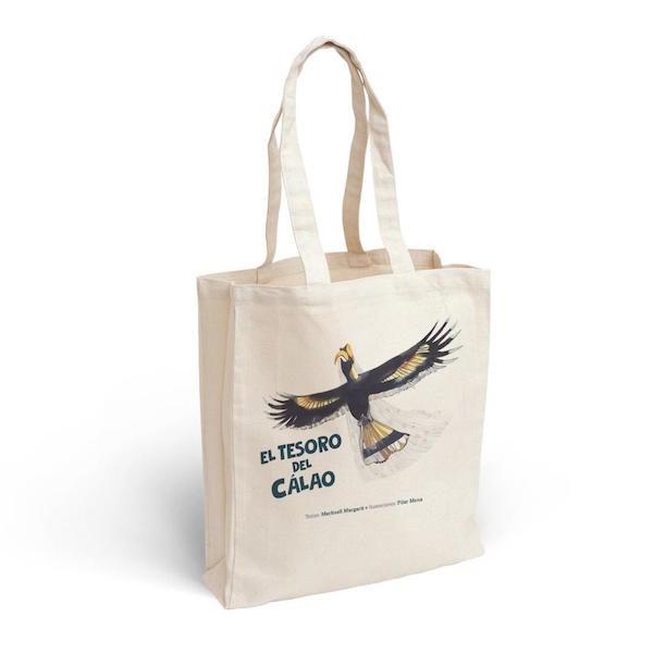 Bolsa de algodón orgánico Modelo Cálao
