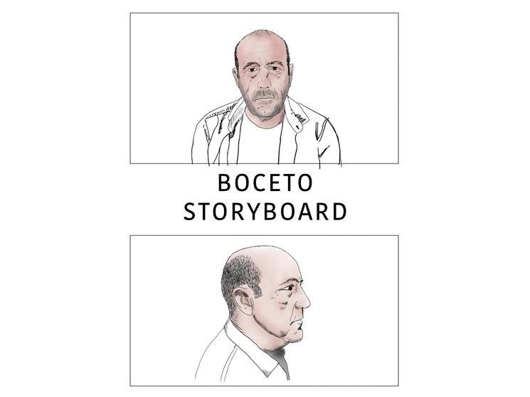 Boceto Storyboard