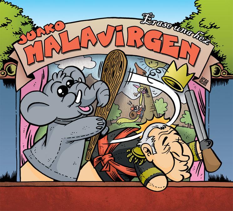 Érase una hez, el último disco de Juako Malavirgen
