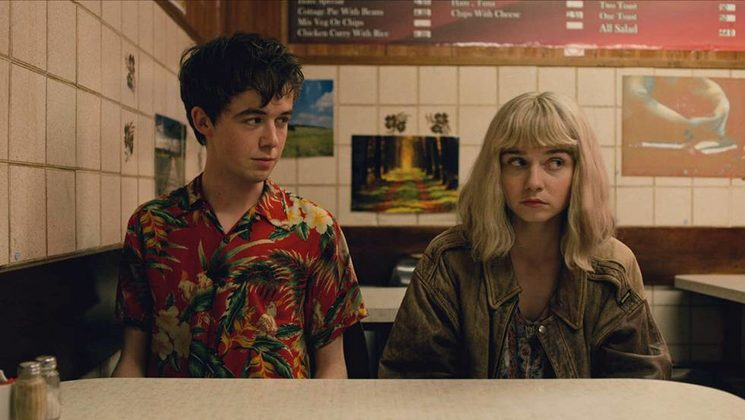 The End of The F***ing World, Charles S. Forsman.