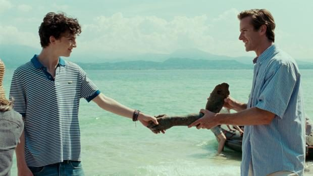 Call Me By Your Name, Luca Guadagnino.
