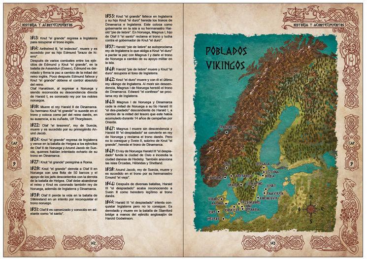 Uno de los mapas que hemos creado estos últimos días.