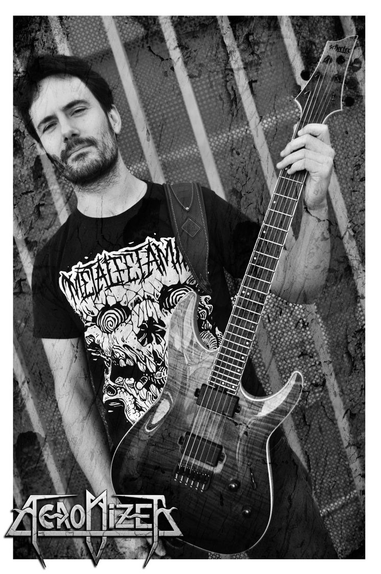 Mikel - Guitars and chorus singer