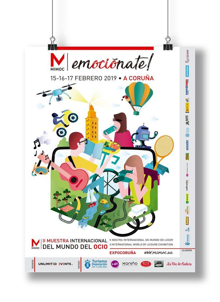MIMOC II FERIA MUESTRA INTERNACIONAL DEL MUNDO DEL OCIO