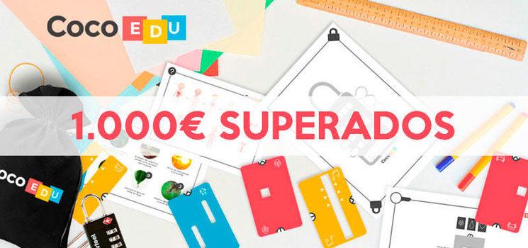 ¡1000 euros conseguidos! ¿Ya lo sabe tu primo?
