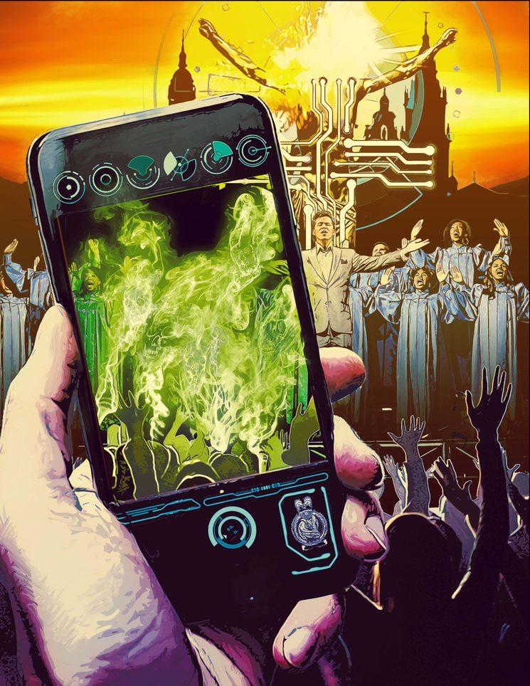 Smartphone oficial