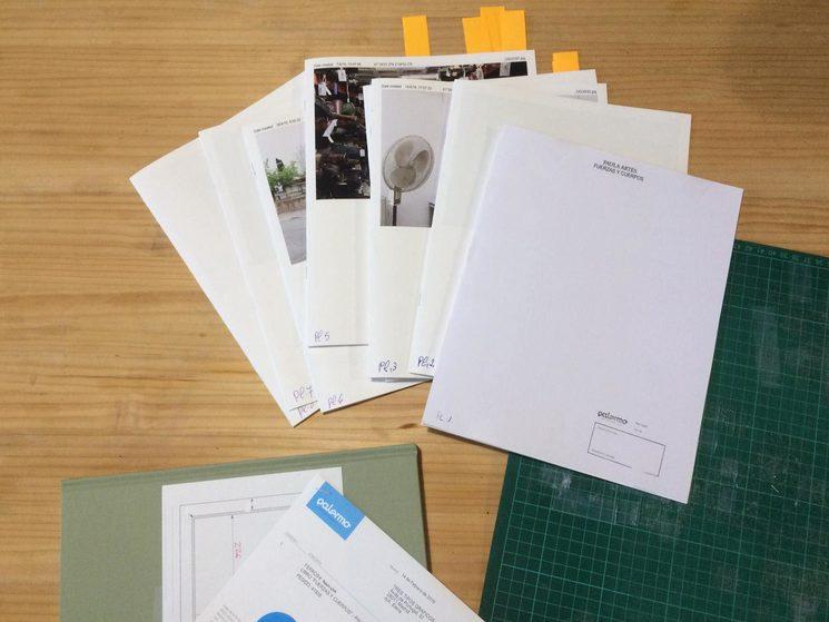 Entrem a impremta! Entramos en imprenta! We go into printing!
