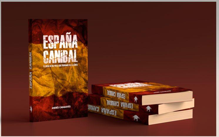 Mock-up digital de cómo podría quedar la versión final del libro, por Tabaré Santellán