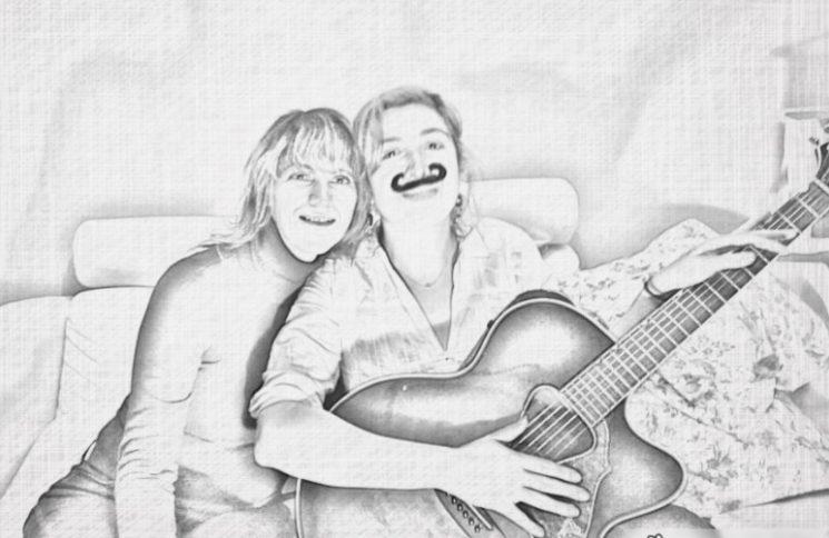 Con Antía Eseuve, guitarra
