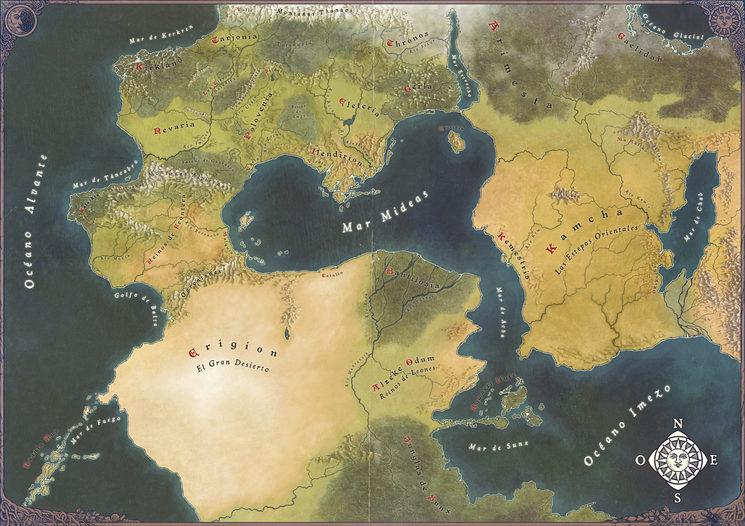 Y aquí una versión en menor calidad del mapa de Era, ¡no puedo dejar de mirarlo!