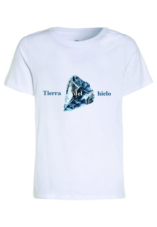 """Camiseta """"Tierra del hielo"""""""