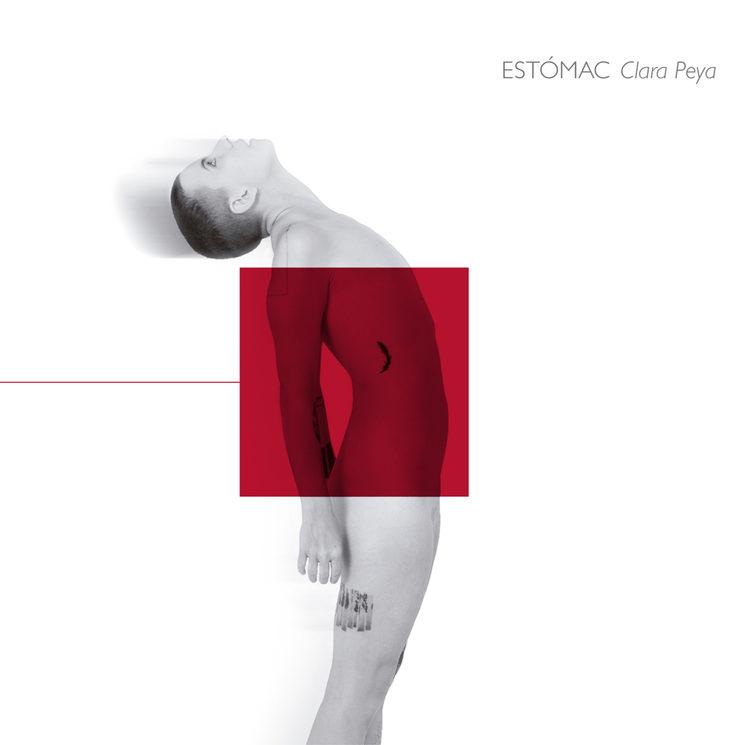 """Cd de Clara Peya """"Estómac"""""""