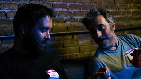 Òscar Sánchez i Francesc Clèries