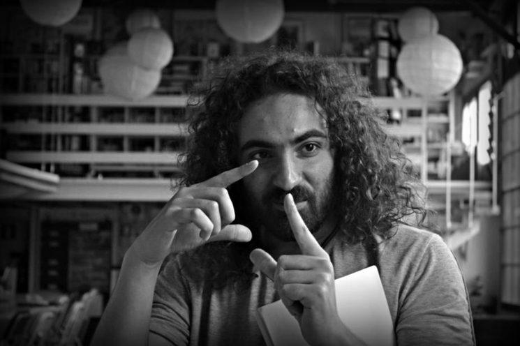 Mohammed Bitari - Foto de Rosa Sariñena