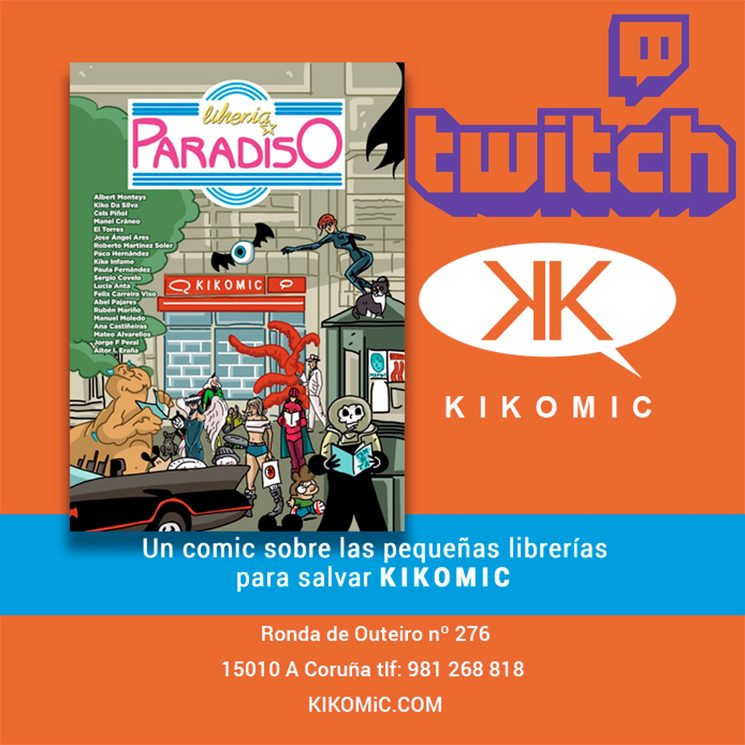 Streaming Kikomic