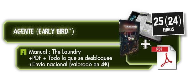(*) entre todos los mecenas que aporten en el Early Bird se sortearán dos manuales de Tschaï
