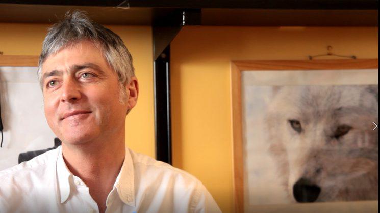 Marco Musiani, biólogo especialista mundial en lobos (Universidad de Calgary, Canadá)