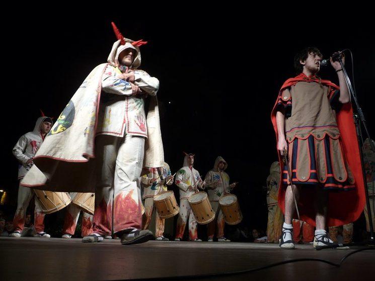 """Acte Sacramental 2010. Fotografia """"El Punt"""""""
