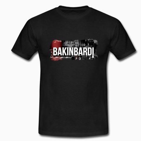 T-Shirt Bakinbardi