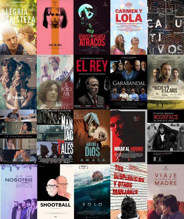 Candidatura mejor película independiente 2018 Blogos de Oror